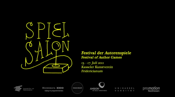 SPIELSALON 2011: Trailer