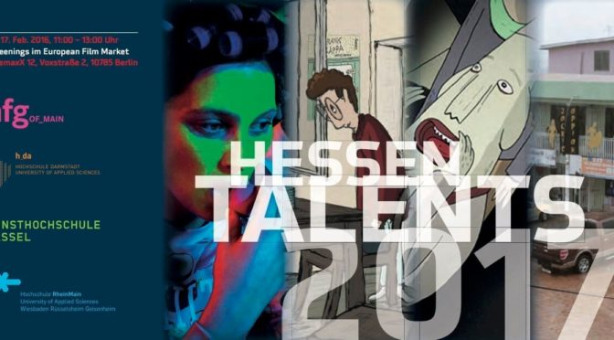 HESSEN TALENTS at 67th Berlinale